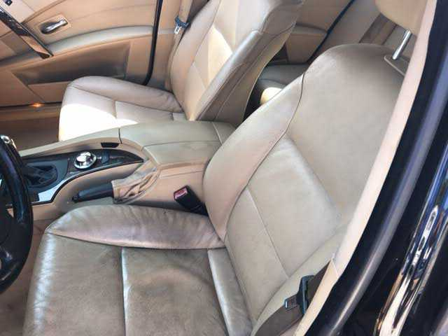 used BMW 5-Series 2006 vin: WBANF33536CS34800