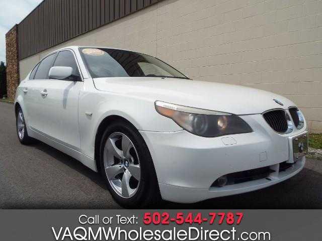 BMW 5-Series 2006 $6995.00 incacar.com