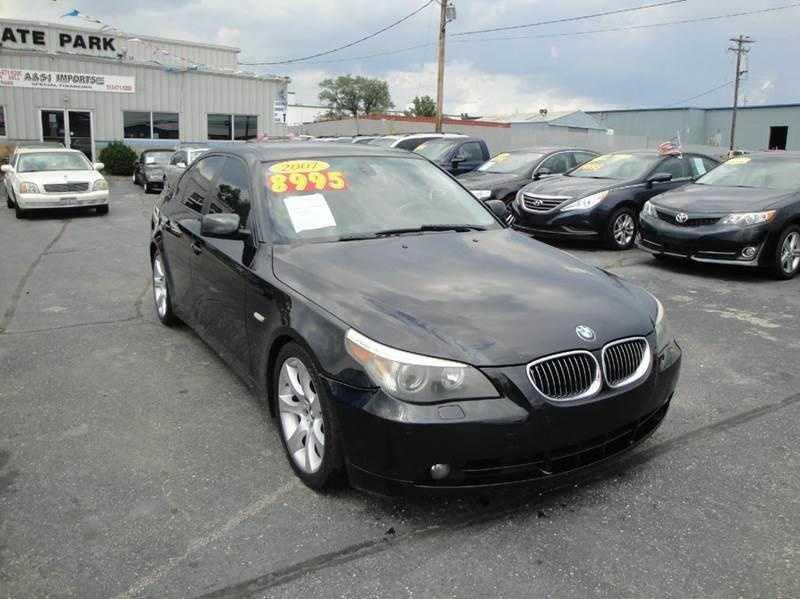 BMW 5-Series 2007 $7995.00 incacar.com