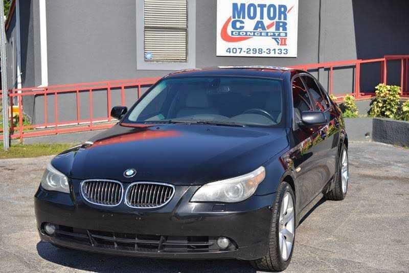 BMW 5-Series 2007 $1700.00 incacar.com