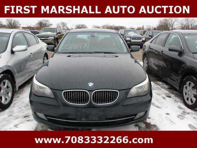 BMW 5-Series 2008 $3100.00 incacar.com