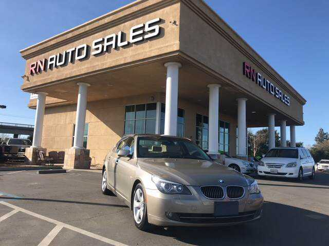 BMW 5-Series 2008 $4995.00 incacar.com