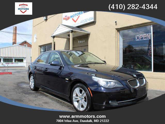 BMW 5-Series 2010 $9499.00 incacar.com