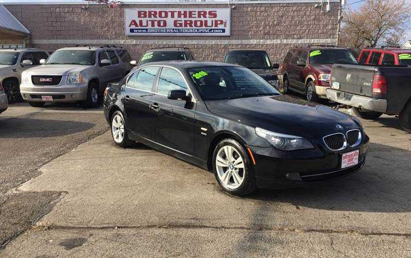 BMW 5-Series 2010 $9895.00 incacar.com
