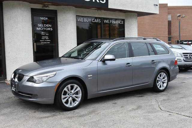 BMW 5-Series 2010 $14990.00 incacar.com