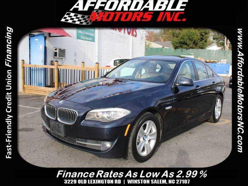 BMW 5-Series 2011 $10799.00 incacar.com