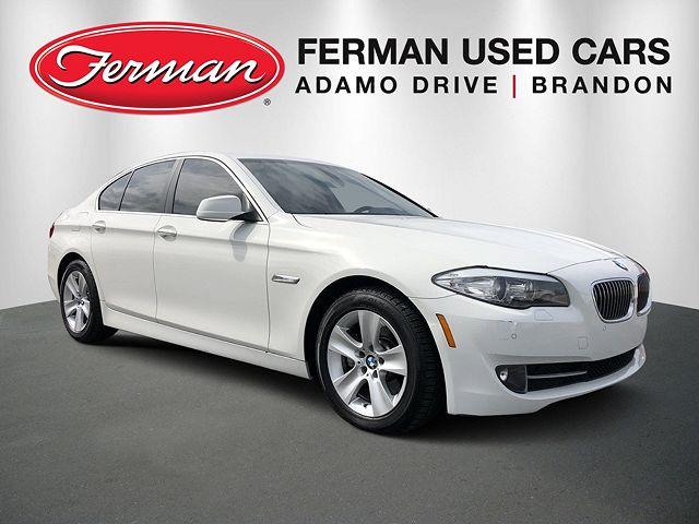 used BMW 5-Series 2011 vin: WBAFR1C53BC743621
