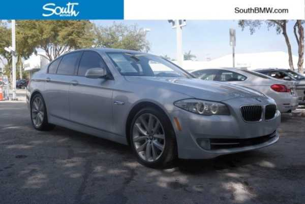 BMW 5-Series 2011 $14345.00 incacar.com