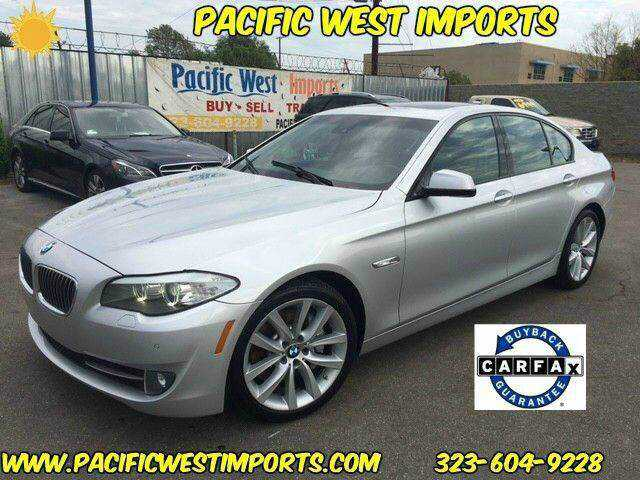 BMW 5-Series 2011 $15999.00 incacar.com