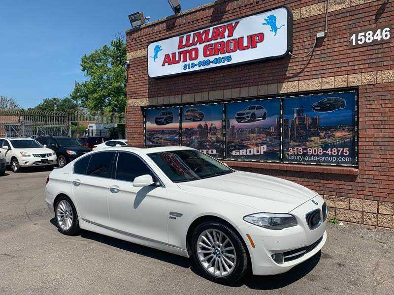 BMW 5-Series 2011 $8995.00 incacar.com