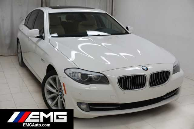 BMW 5-Series 2011 $19870.00 incacar.com