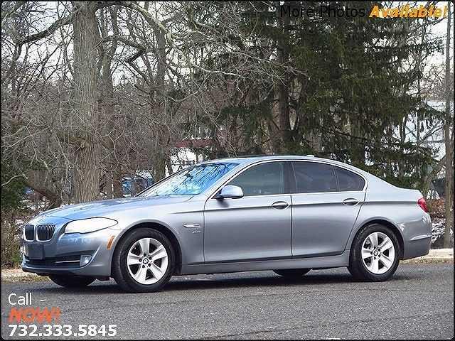 BMW 5-Series 2012 $10500.00 incacar.com