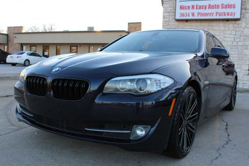 BMW 5-Series 2012 $14499.00 incacar.com
