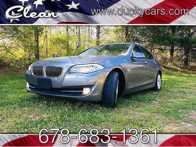 BMW 5-Series 2012 $10495.00 incacar.com