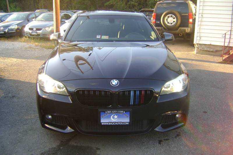 BMW 5-Series 2012 $17900.00 incacar.com