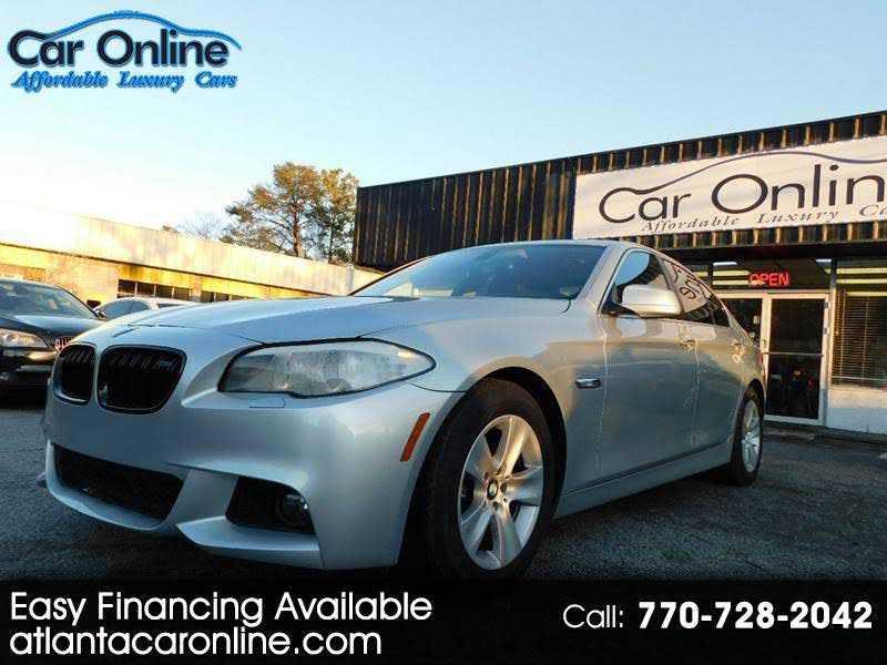 BMW 5-Series 2012 $9995.00 incacar.com