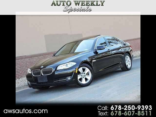 BMW 5-Series 2013 $12970.00 incacar.com