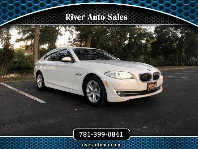 BMW 5-Series 2013 $15900.00 incacar.com