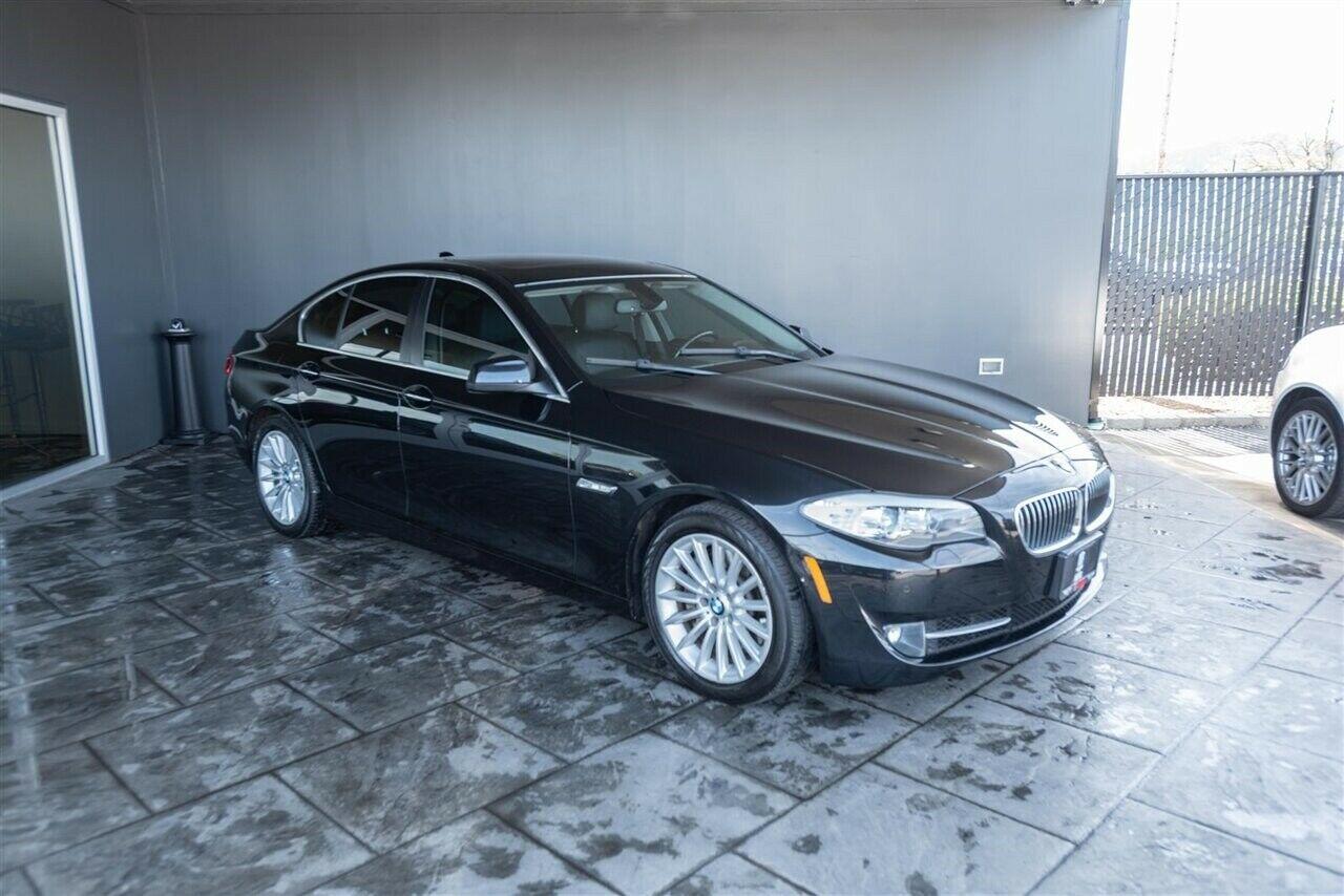 BMW 5-Series 2013 $18500.00 incacar.com