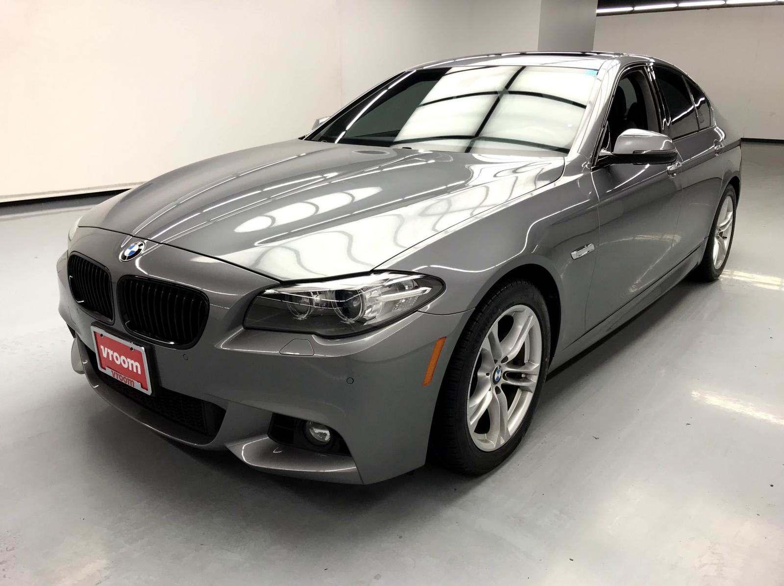 used BMW 5-Series 2014 vin: WBA5A7C50ED618578