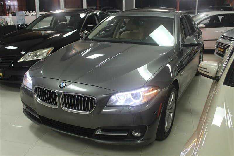 BMW 5-Series 2015 $18400.00 incacar.com