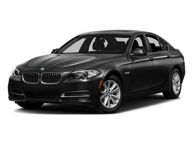 used BMW 5-Series 2016 vin: WBA5A7C58GG151489