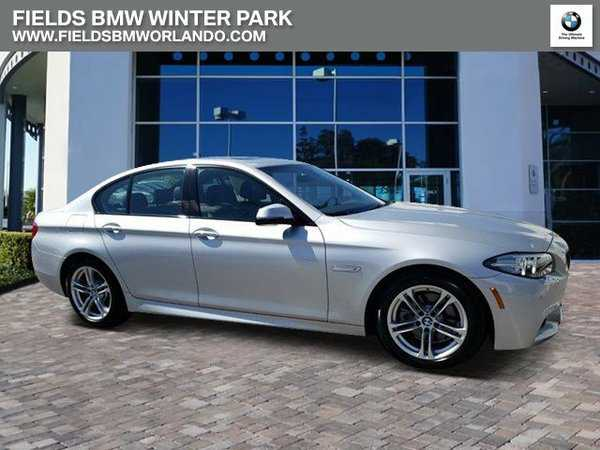used BMW 5-Series 2016 vin: WBA5A5C57GD528951