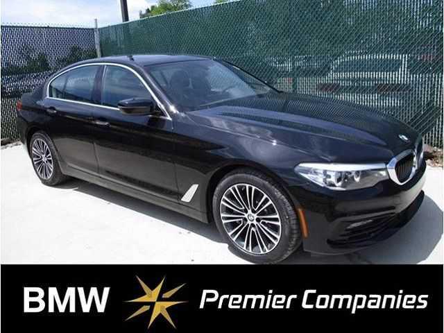 BMW 5-Series 2017 $46975.00 incacar.com
