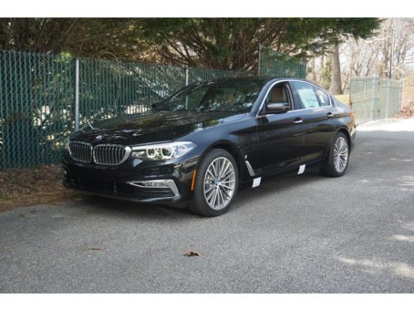 BMW 5-Series 2018 $53645.00 incacar.com