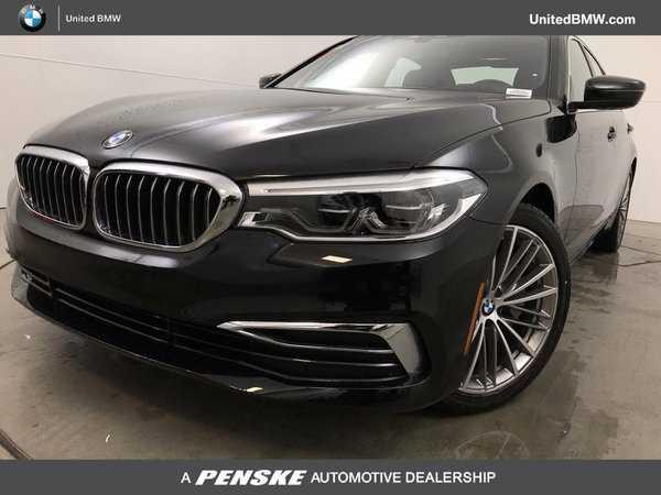 BMW 5-Series 2019 $64440.00 incacar.com