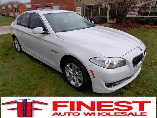 BMW 5-Series 2013 $19995.00 incacar.com