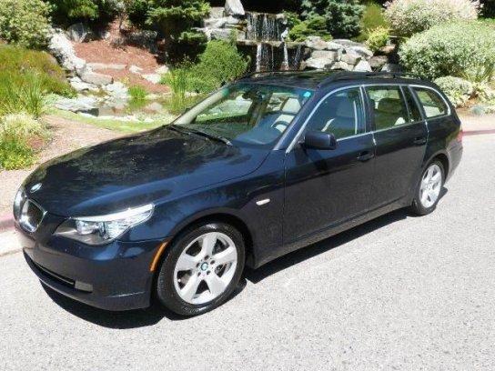 BMW 5-Series 2008 $13995.00 incacar.com