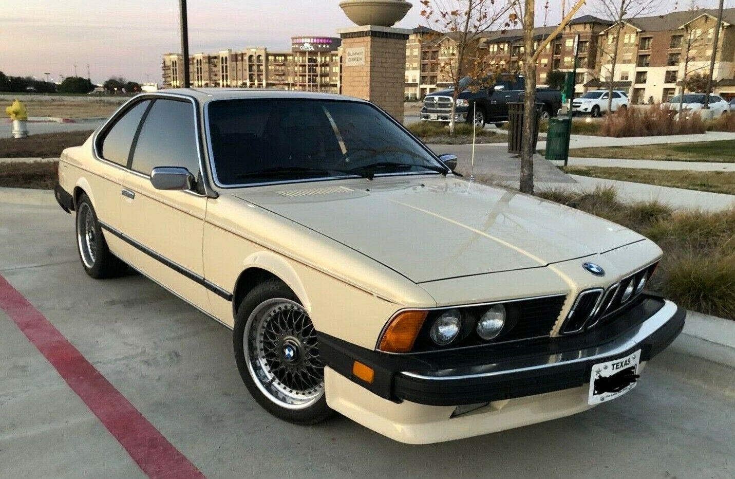 BMW 6-Series 1981 $12999.00 incacar.com