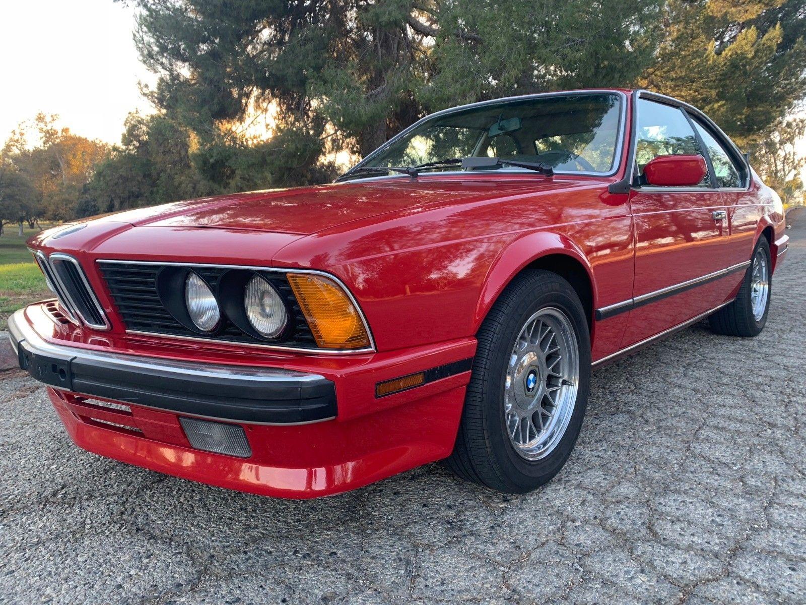 BMW 6-Series 1988 $13300.00 incacar.com