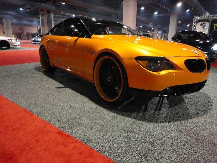 BMW 6-Series 2004 $24988.00 incacar.com