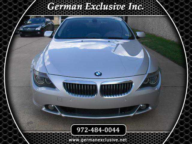 BMW 6-Series 2005 $14999.00 incacar.com