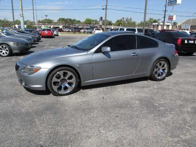 BMW 6-Series 2005 $9995.00 incacar.com