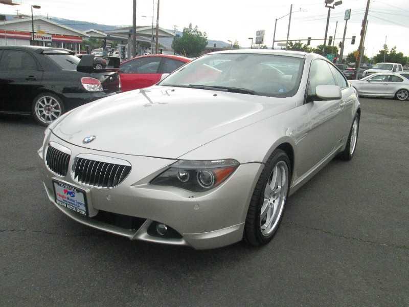 BMW 6-Series 2006 $10995.00 incacar.com
