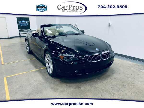 BMW 6-Series 2006 $18500.00 incacar.com