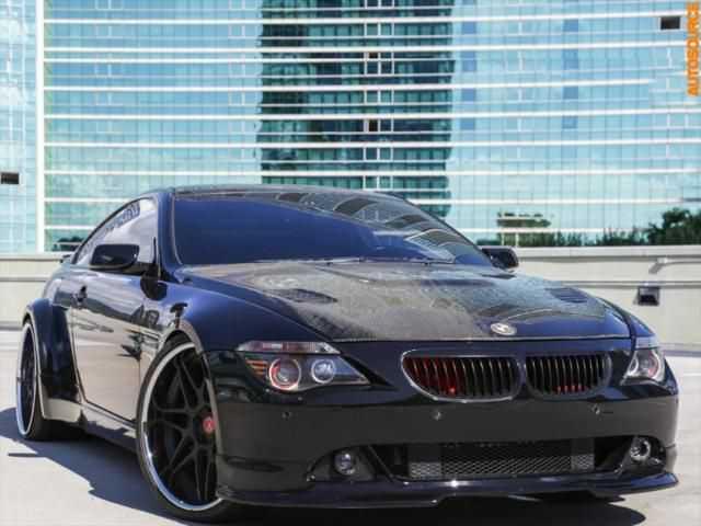 used BMW 6-Series 2006 vin: WBAEH13476CR50766