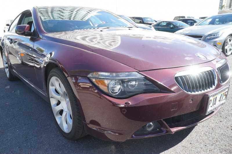 used BMW 6-Series 2006 vin: WBAEH13456CR49745