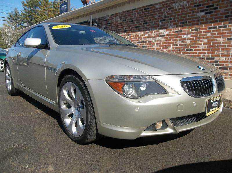 BMW 6-Series 2007 $15995.00 incacar.com