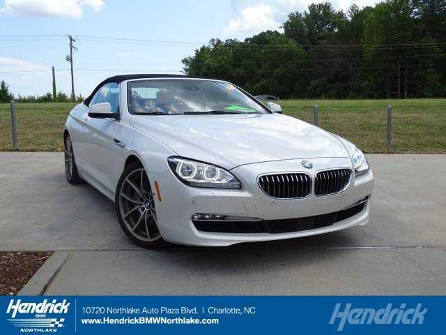 BMW 6-Series 2012 $22977.00 incacar.com