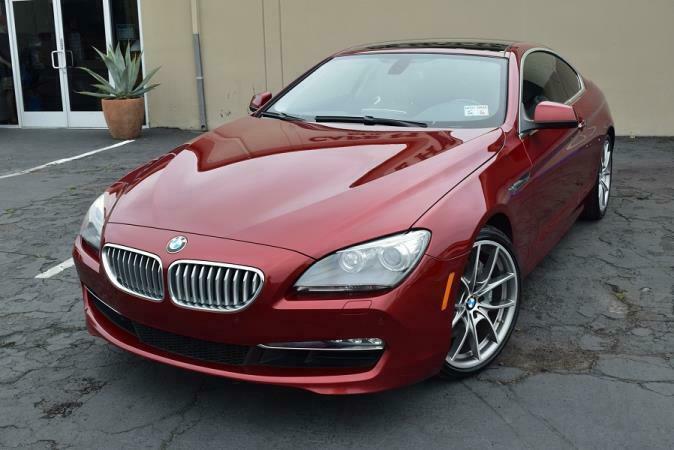 BMW 6-Series 2012 $21888.00 incacar.com