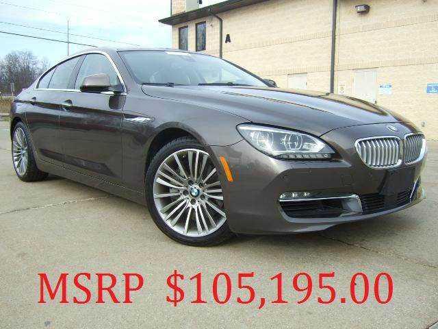 BMW 6-Series 2013 $52850.00 incacar.com