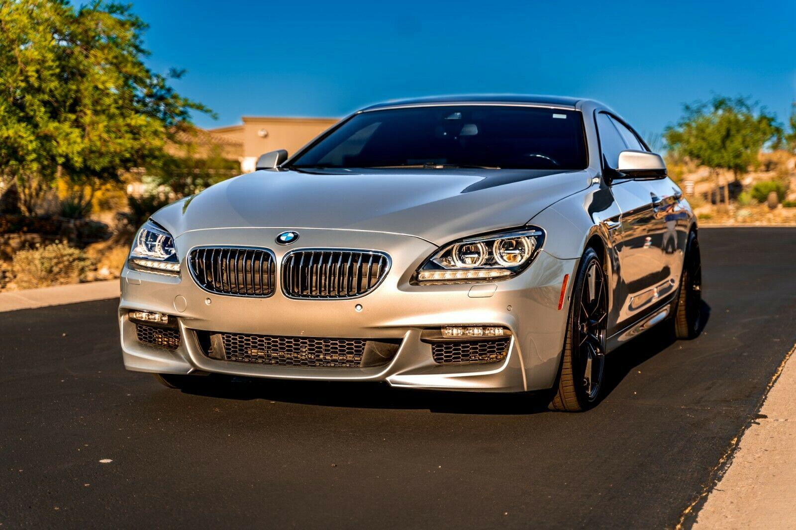 BMW 6-Series 2015 $35000.00 incacar.com