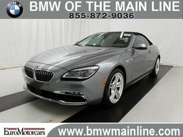 BMW 6-Series 2017 $55950.00 incacar.com