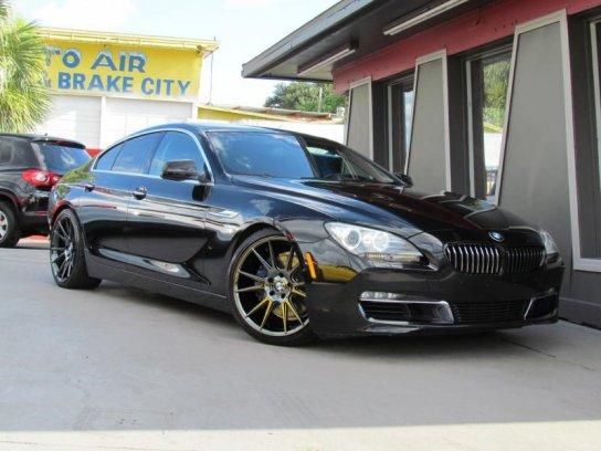 BMW 6-Series 2013 $39978.00 incacar.com