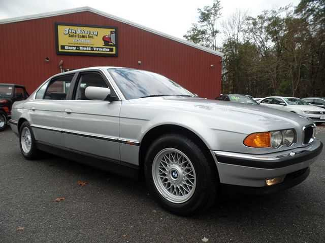 BMW 7-Series 2000 $8995.00 incacar.com