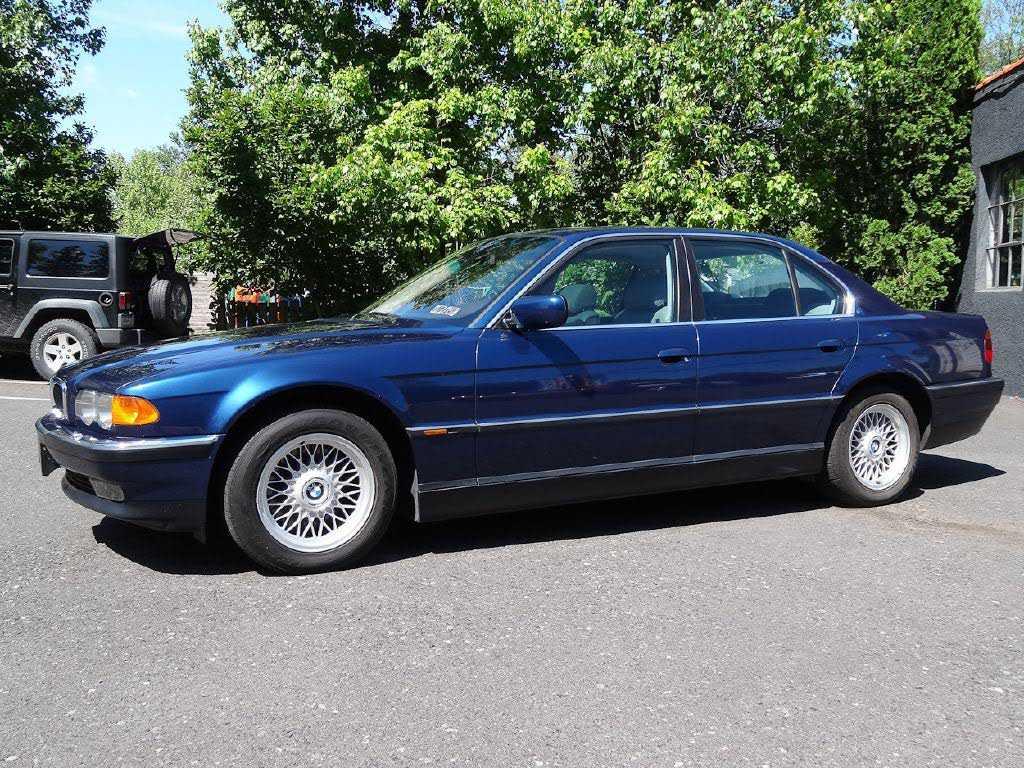 BMW 7-Series 2000 $5995.00 incacar.com